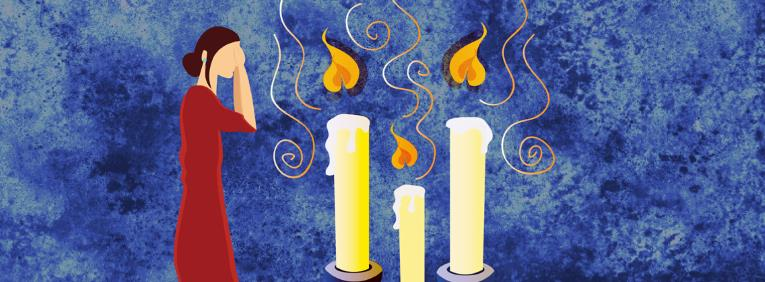 & Shabbat Candle-Lighting - Let There Be Light - Chabad.org azcodes.com