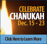 Celebreate Chanukah!