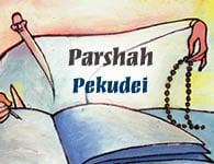 This Week's Torah Portion: Pekudei