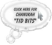 Chanukah Tid Bits