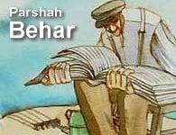 This Week's Torah Portion: Behar