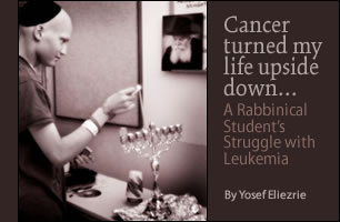 Cancer Turned My Life Upside Down - A Rabbinical Student's Struggle with Leukemia - Contemporary Voices