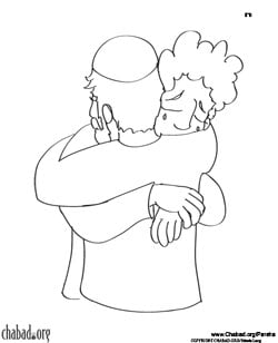 Jacob And Esau Coloring Pages : Jacob And Esau Bible Crafts Images