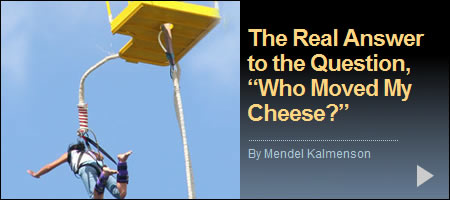 who moved my cheese essay questions Who moved my cheese, by spencer johnson essays: who moved my cheese, the characters please contact our custom service if you have any questions concerning.