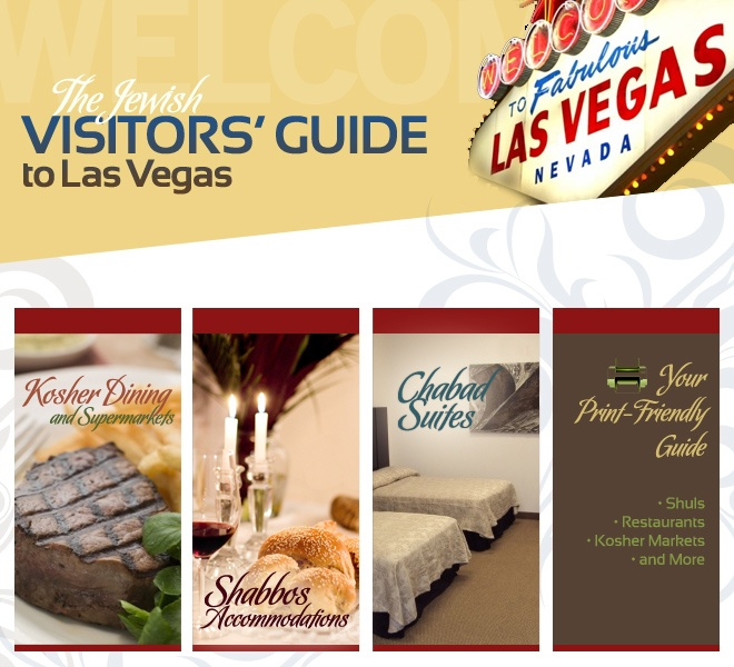 las vegas a2z visitor guide