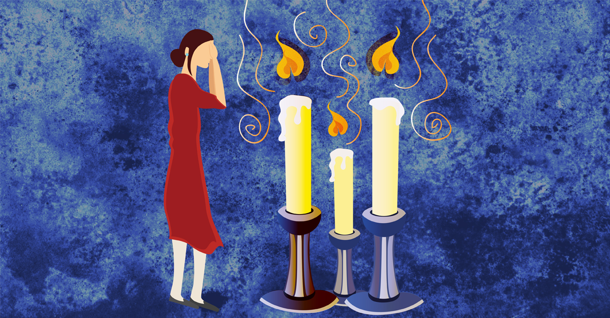 a description of the role of women in judaism