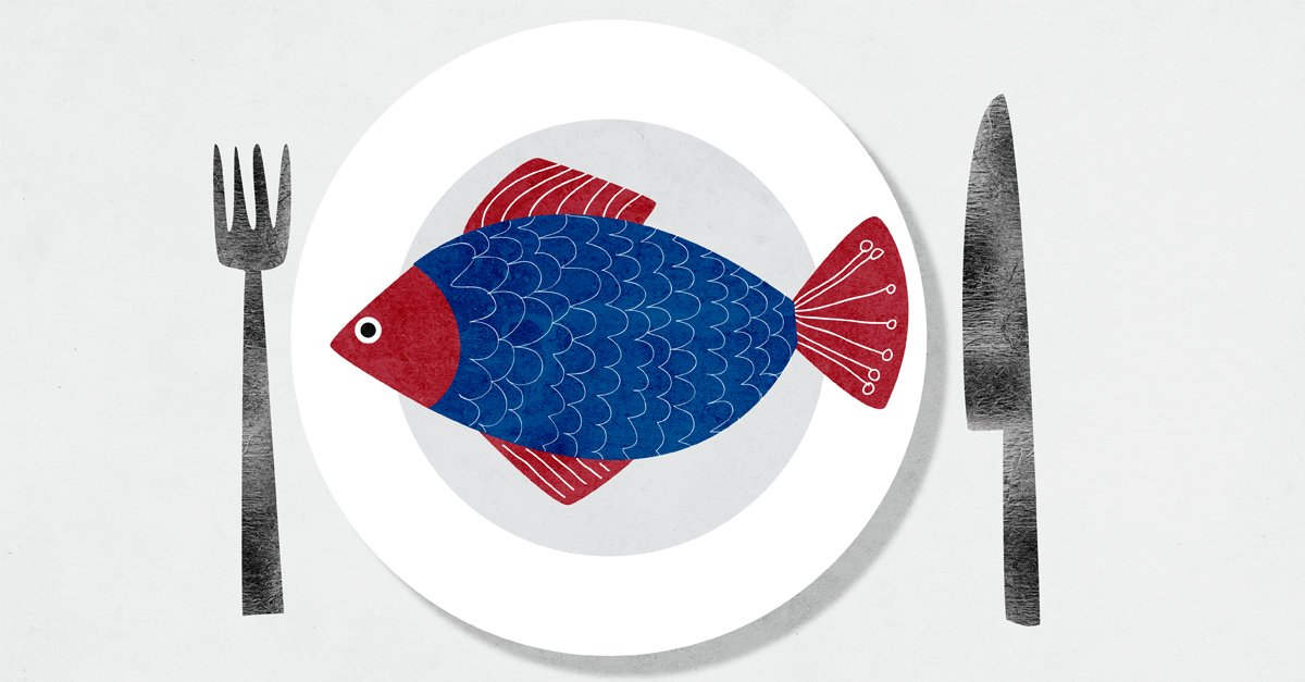 A Guest A Fish And A Prayer