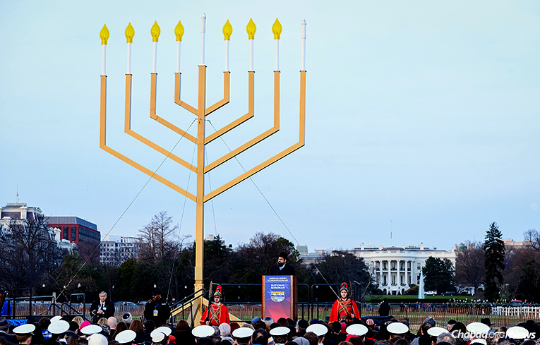 The annual National Menorah Lighting Ceremony will take place on Sunday Dec. 25 & National Menorah-Lighting Shines on List of D.C.u0027s u002710 Best ... azcodes.com