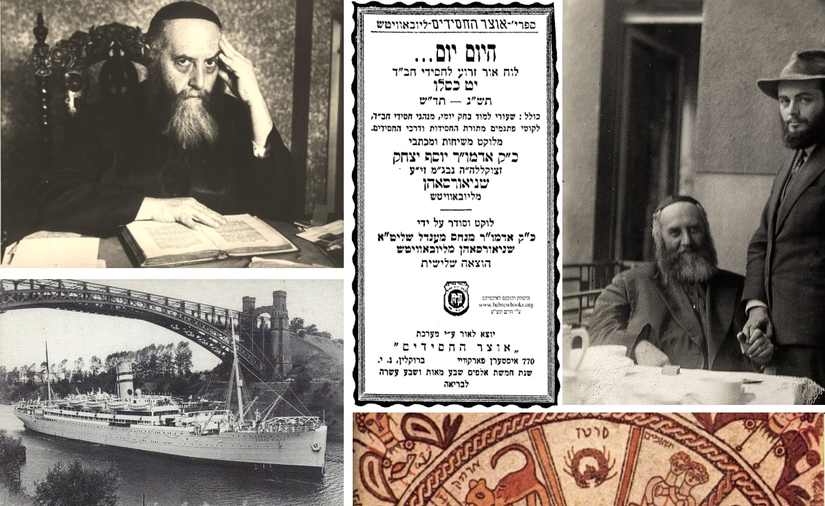 A Calendar For All Occasions How Hayom Yom Became A Jewish